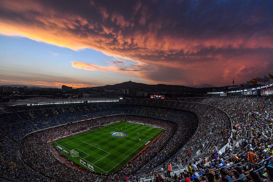 picture of the camp nou