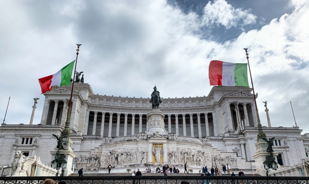 Altar of the Fatherland Rome